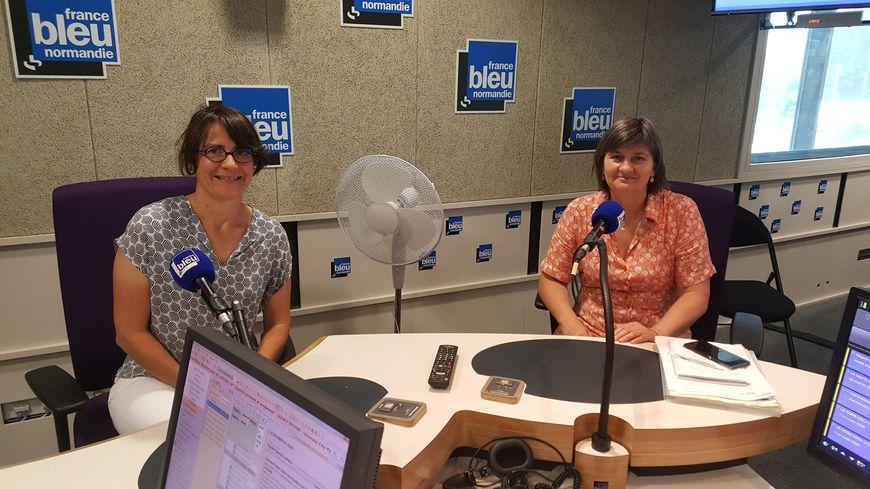 Caisse primaire d'assurance maladie - Claudie Guardo-Lemieux et Christine Allard
