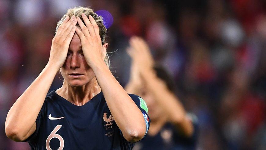 Les Bleues ont été dominées par les Américaines (2-1).