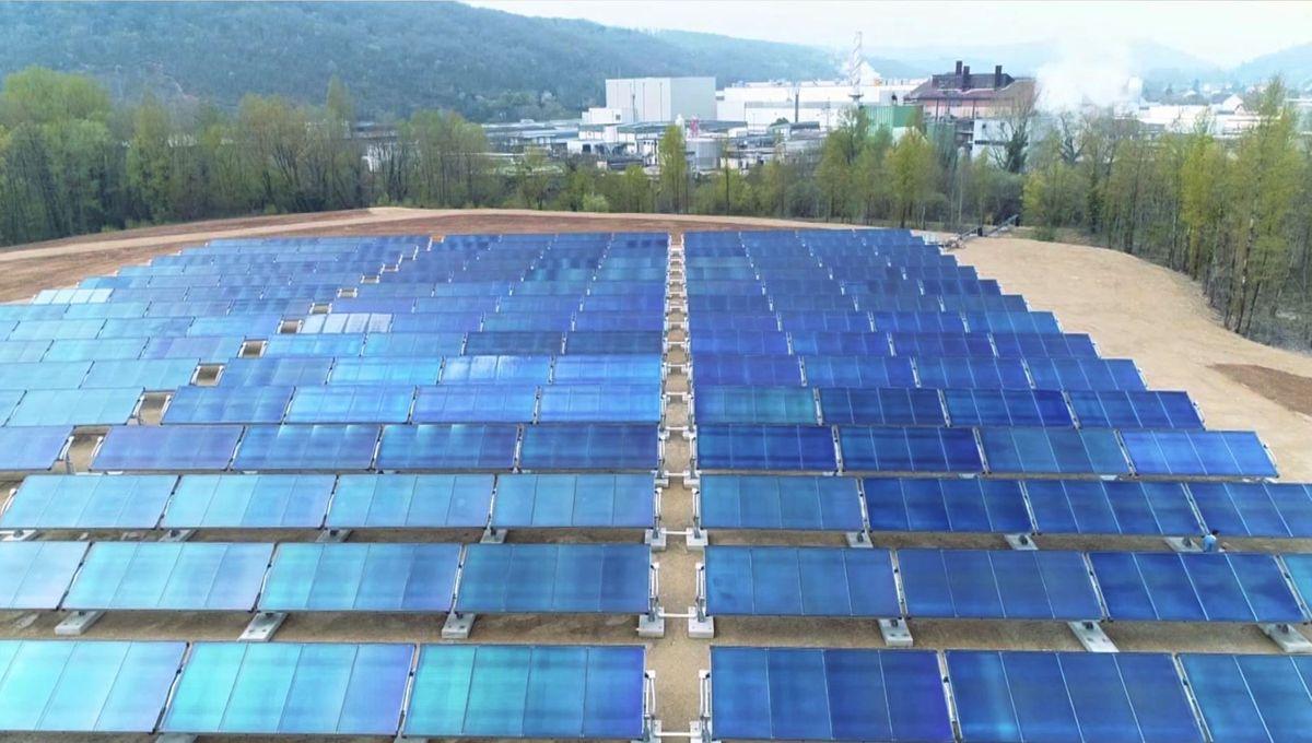 Dordogne : de l'eau chaude solaire pour les papeteries de Condat