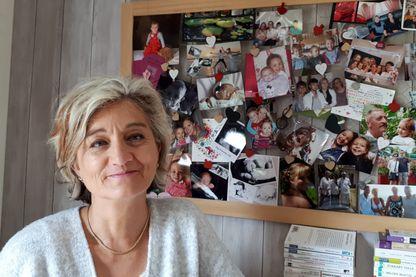 La famille de Marie-Laure Lebègue a été plusieurs fois confrontée à la greffe et au don d'organes