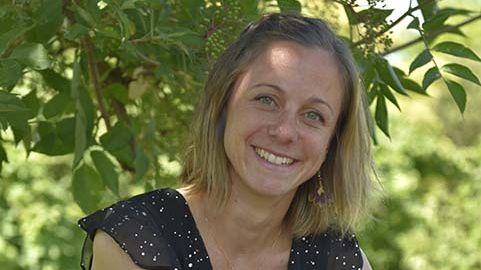 "Caroline Segoni créatrice du blog ""graines de baroudeurs"""