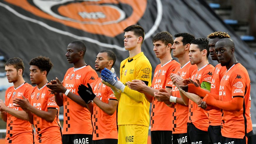 Le FC Lorient