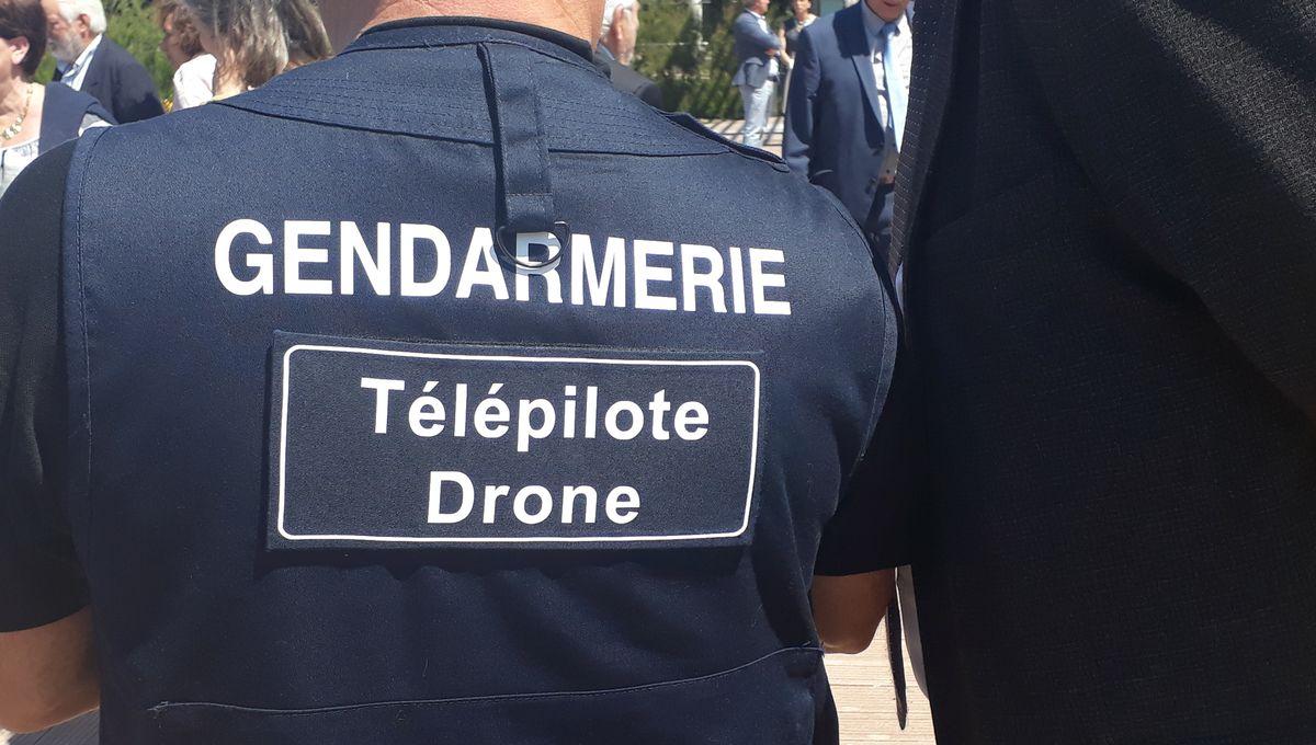Charente-Maritime : des drones sur les contrôles routiers, les manifestations ou les incendies