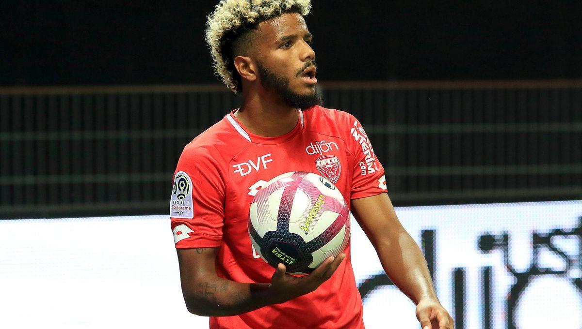 Mercato : Valentin Rosier de Dijon au Sporting Club du Portugal