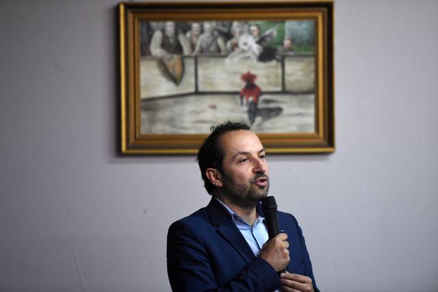 Sébastien Chenu prépare l'élection municipale de Denain depuis deux ans