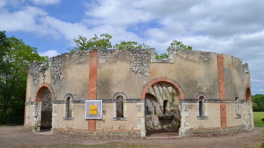 La jumenterie du Lude est abandonnée depuis  1975