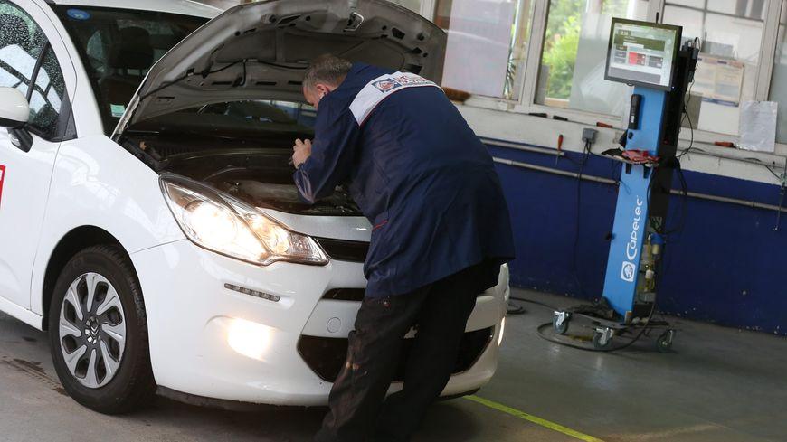 Le contrôle technique sera renforcé pour les véhicules diesel.