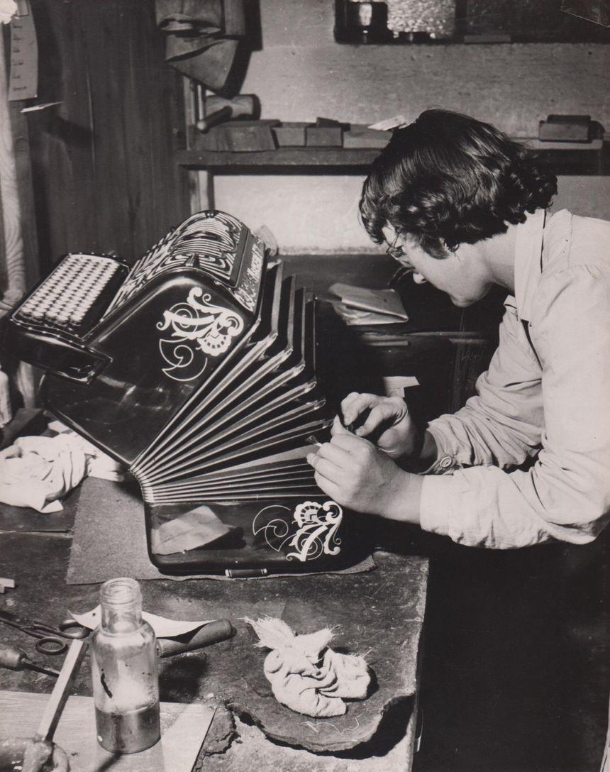 L' accordéon fait parti du patrimoine culturel Limousin. - Aucun(e)