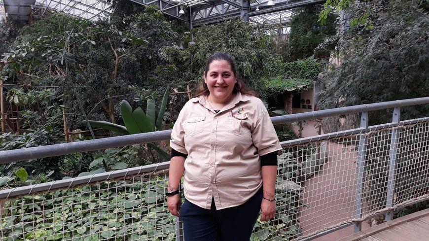 Laetitia Lassale assistante zoologique, responsable de la conservation à Biotropica (27)