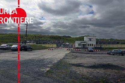 L'unique point de passage entre la Russie et la Norvège sur près de 200 kilomètres de frontières terrestres.