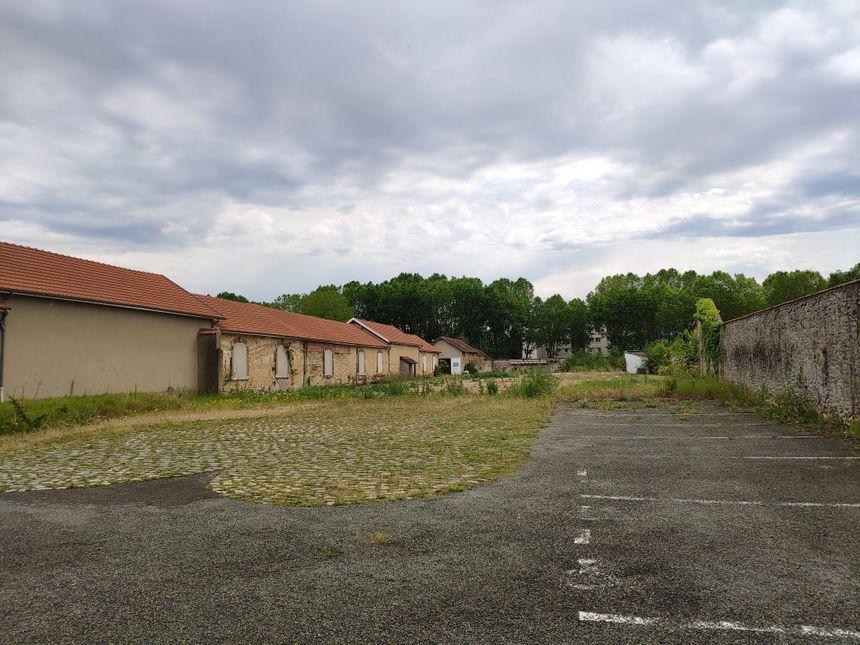 Le stand de tir sera construit sur le site de l'ancien théâtre de Paixhans