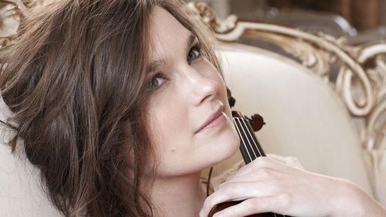 Janine Jansen interprète le Concerto pour violon de Brahms