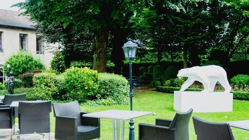 Les jardins enchanteurs de La Cloche à Dijon