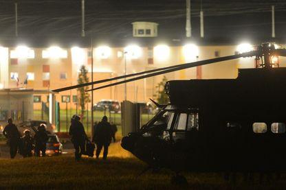 Fin de la prise d'otages à Condé-sur-Sarthe