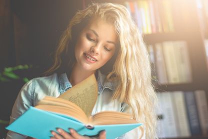 Lire avec plaisir et le sourire