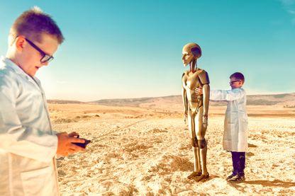 L'intelligence artificielle et l'homme