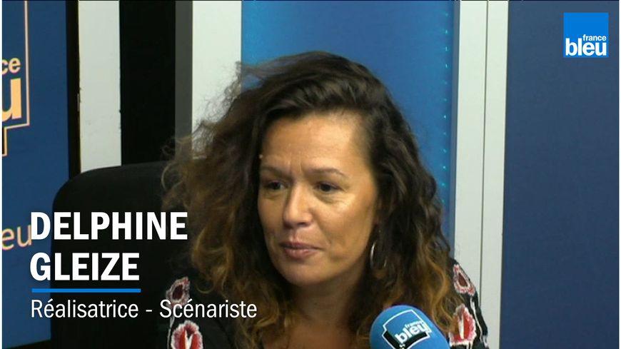 """Delphine Gleize invité de """"Stade Bleu"""""""