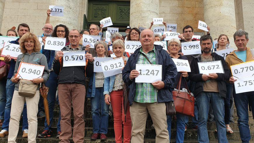 Ils ont déposé plainte au tribunal d'Angoulême.