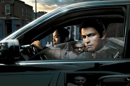 "Image promotionnelle de ""The Wire"""