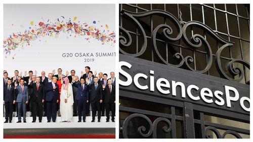 G20 : qui a encore envie de « jouer collectif » ? / Réforme de Sciences-Po : la fin des grandes écoles à la française ?