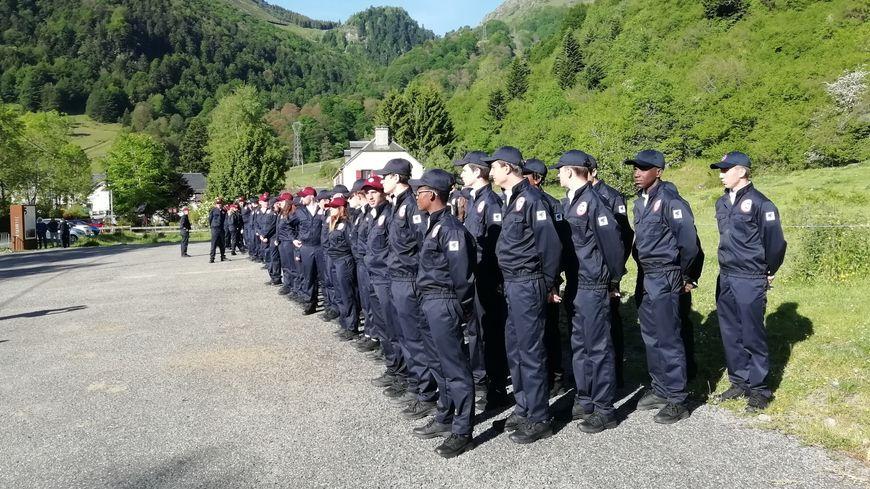 100 volontaires de 15 et 16 ans sont accueillis dans les Hautes-Pyrénées
