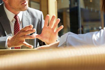 Rencontre entre un agresseur et sa victime