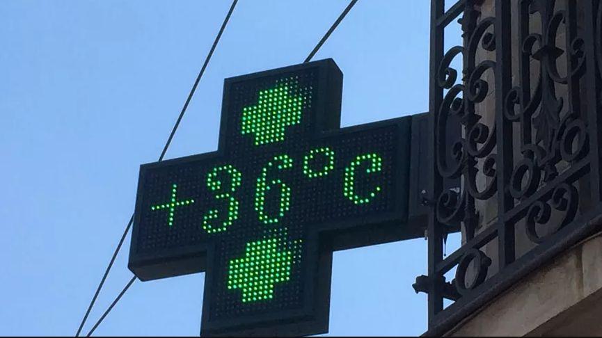 On attend des pics de chaleur atteignant 40 degrés en Haute-Vienne d'ici la fin de semaine