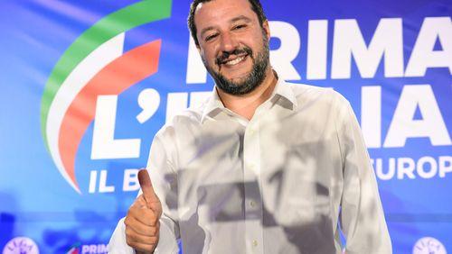 La dette italienne, une aubaine pour Matteo Salvini ?