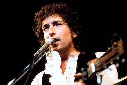 Bob Dylan en 1974
