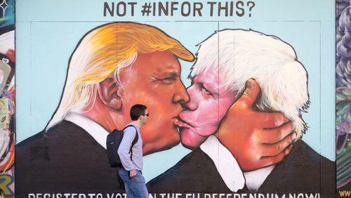 Donald, Boris et le « nouveau désordre mondial »