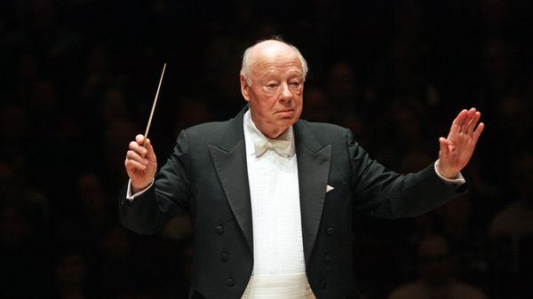 Bernard Haitink et le Concertgebouw d'Amsterdam (5/5)