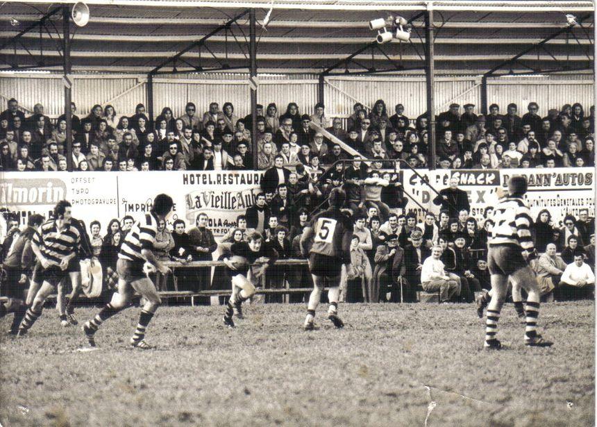 Le rugby d'avant...