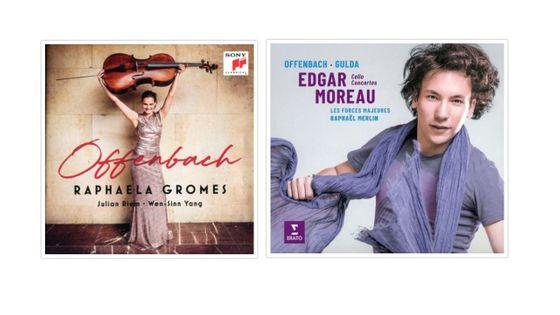 Oeuvres pour violoncelle et piano SONY / Concertos pour violoncelle ERATO