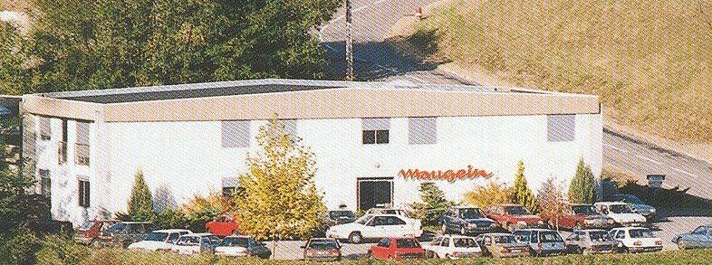 L' ancienne usine Maugein de Tulle. - Aucun(e)