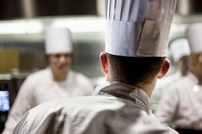 Chef en cuisine