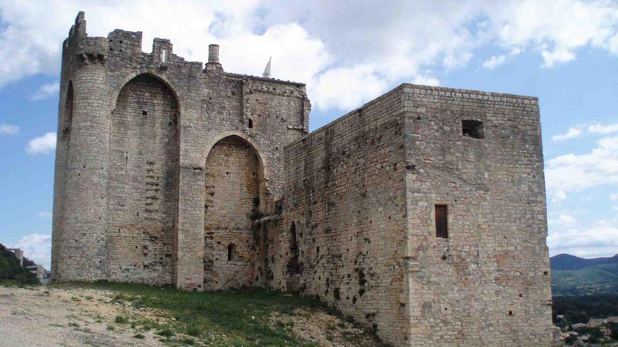 Château des moines et site médiéval, Cruas