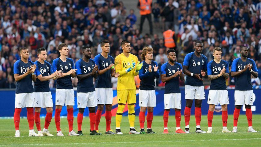 Qualifications Euro 2020 : l'équipe de France