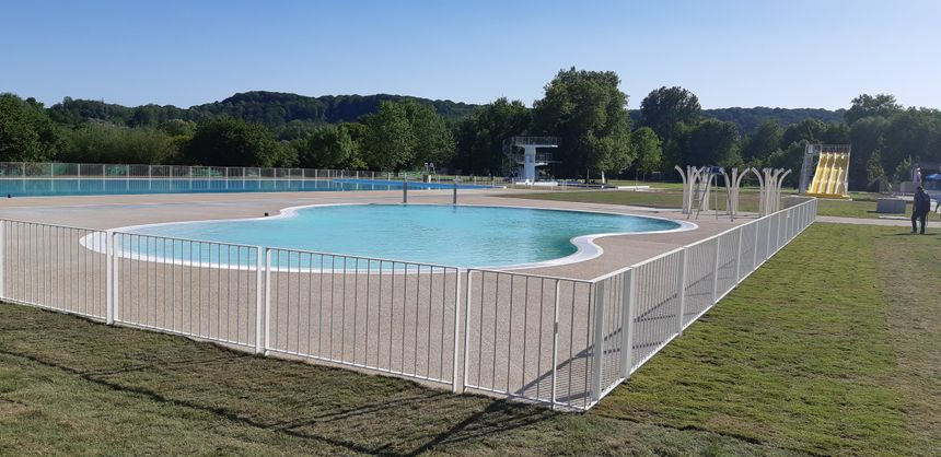 L'essentiel de la nouvelle piscine de Chalezeule inaugurée le 28 juin 2019 dans le Grand Besançon