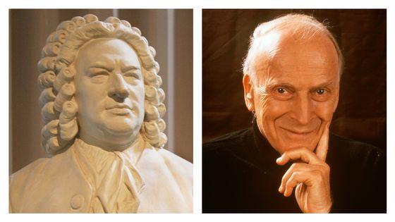 Bach et Yehudi Menuhin