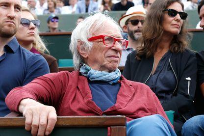 Pierre Richard, acteur, réalisateur, scénariste et producteur, pour la pièce « Petit éloge de la nuit » à la Scala Paris.