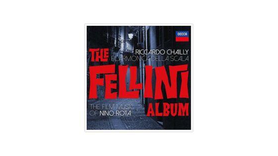 The Fellini album Decca