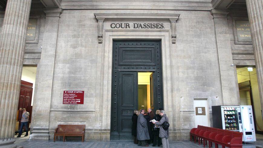 La cour d'assises de Bordeaux