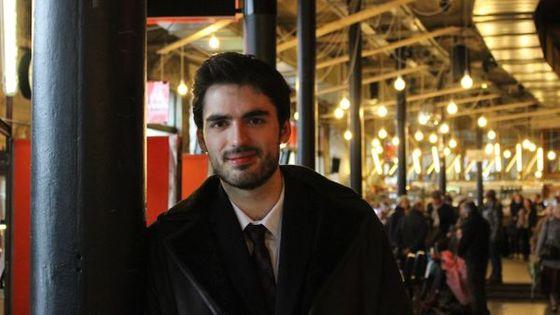 Raphaël Sévère lance sa chaîne Youtube