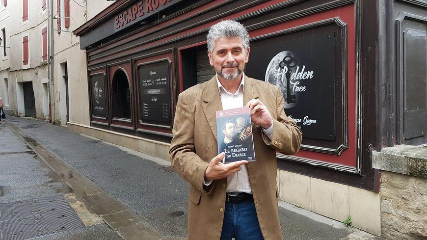 Hervé Michel, auteur du regard du diable