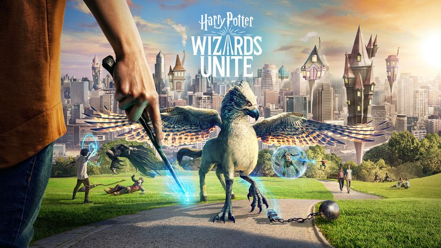Harry Potter Wizards Unite est sorti le 22 juin 2019.
