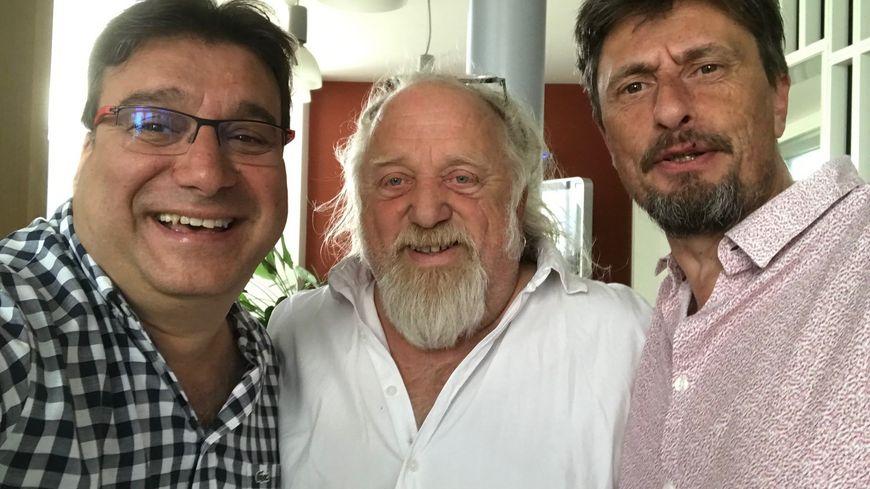 """Thierry Chalancon, """"l'Oiseau sur Sa Branche"""" et Laurent Faucheux de la Maiosn Gamon"""