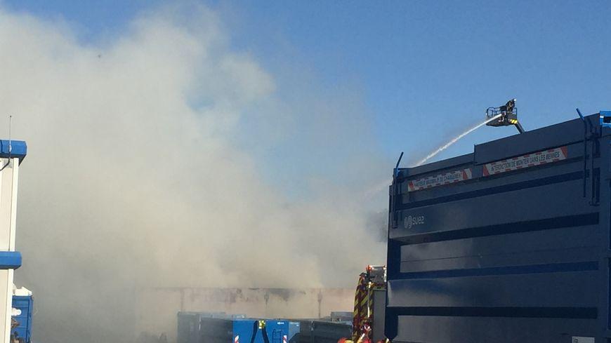 Le feu s'est déclenché vers 17 heures