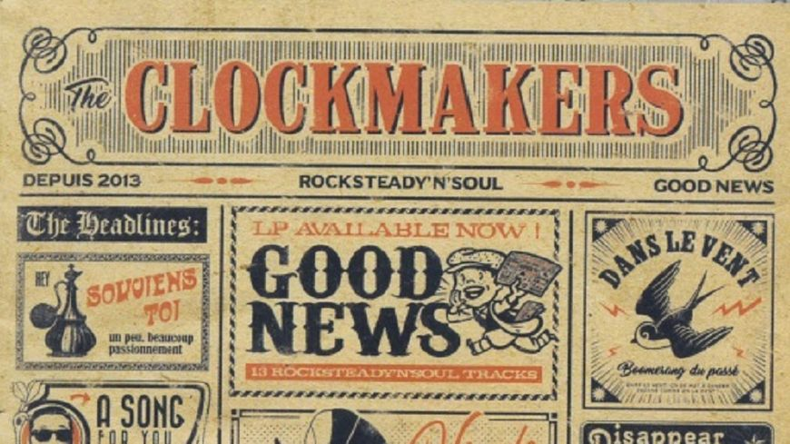"""The Clockmakers """"Good News"""""""