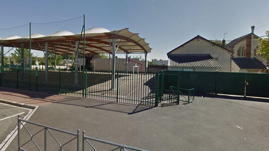 Ecole primaire des Vésines, à Chalette-sur-Loing