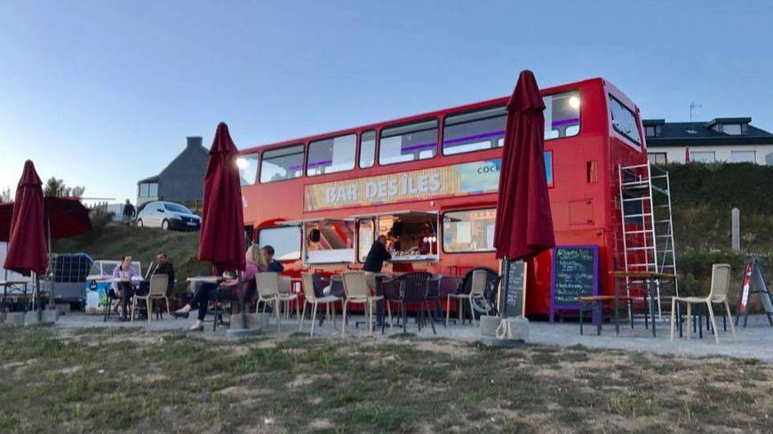 Le bar des îles à Moëlan-sur-Mer
